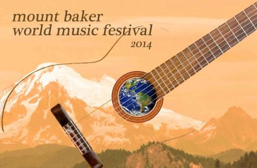 Mt. baker world music festival